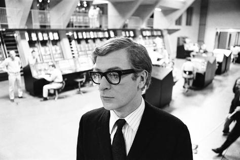 Filming of 'Billion Dollar Brain' at Pinewood Studios, 1967 Photographic Print