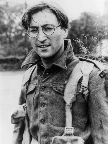 John Lennon During Filming October 1966