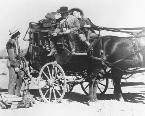 Stagecoach Photo
