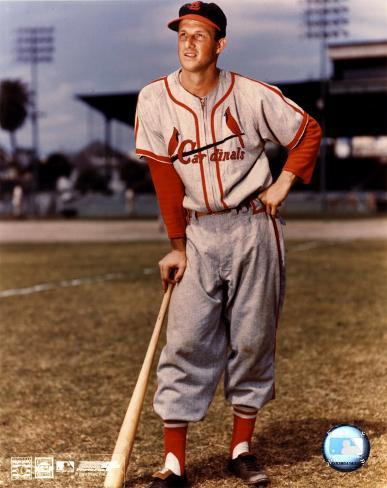 Stan Musial Photo