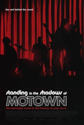 Standing In The Shadows of Motown Movie Poster Originalposter