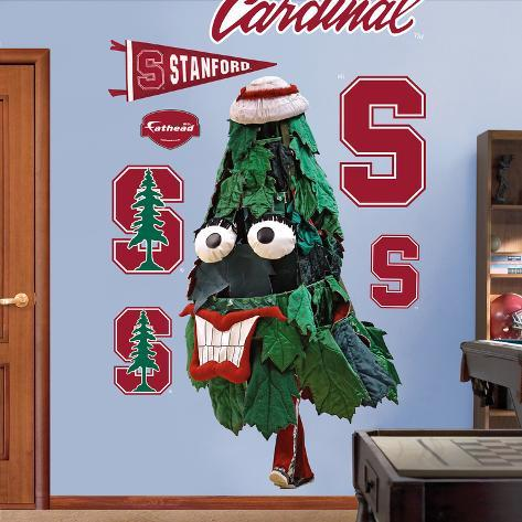 Stanford Cardinal Tree Wall Decal