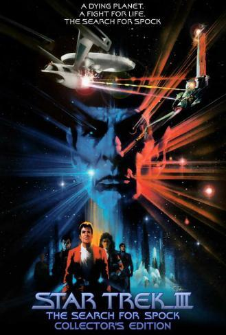 Star Trek 3: The Search for Spock Poster