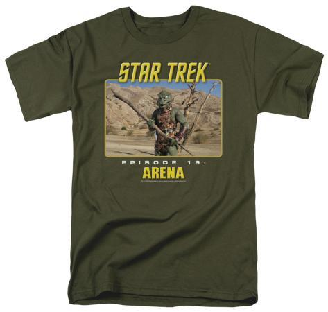 Star Trek - Arena T-Shirt