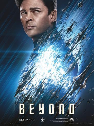 Star Trek Beyond- Bones Poster Mini Poster