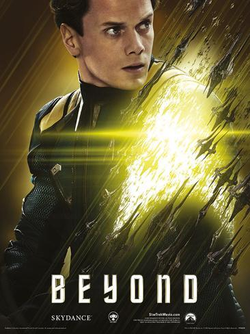 Star Trek Beyond- Chekov Poster Mini Poster