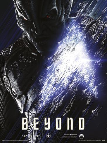 Star Trek Beyond- Krall Poster Mini Poster