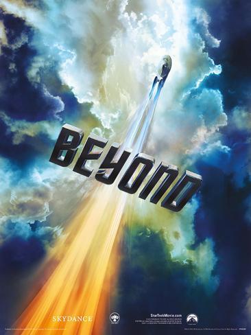 Star Trek Beyond- Nebula Exploration Miniposter