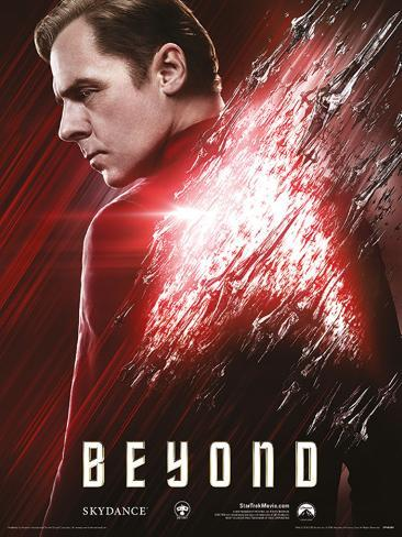 Star Trek Beyond- Scotty Poster Mini Poster