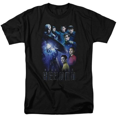 Star Trek Beyond- Stellar Cast T-Shirt