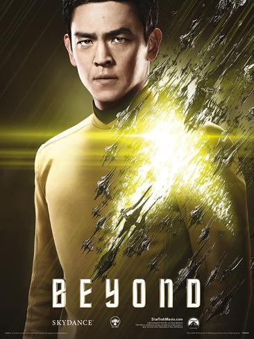Star Trek Beyond- Sulu Poster Mini Poster