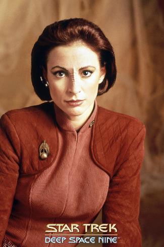 Star Trek: Deep Space Nine, Major Kira Stretched Canvas Print