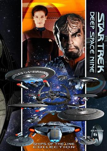 Star Trek: Deep Space Nine Masterprint