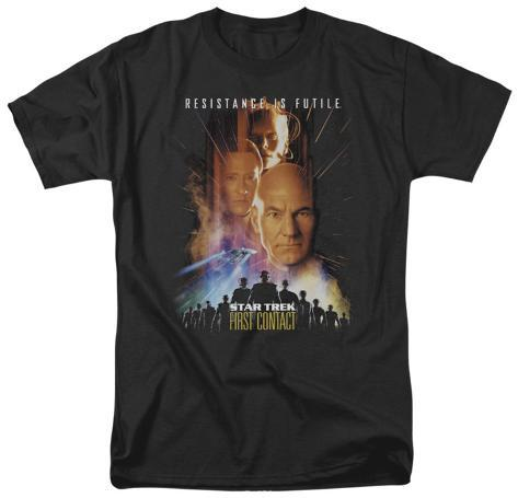 Star Trek-First Contact T-Shirt
