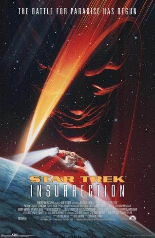 Star Trek: Insurrection Masterprint