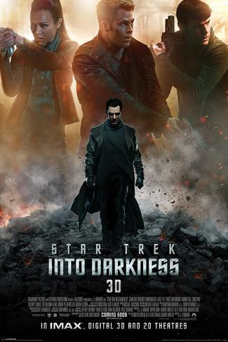 Star Trek (Into Darkness – Guns) Poster