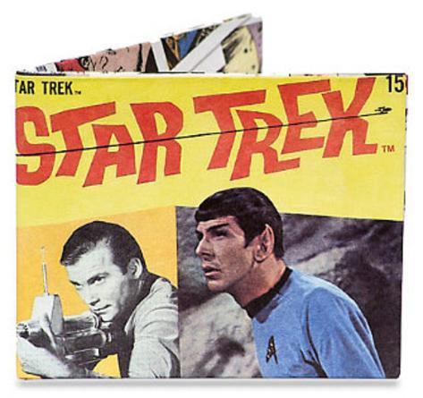 Star Trek Issue 2 Tyvek Mighty Wallet Wallet