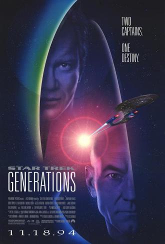 Star Trek: La próxima generación Lámina maestra