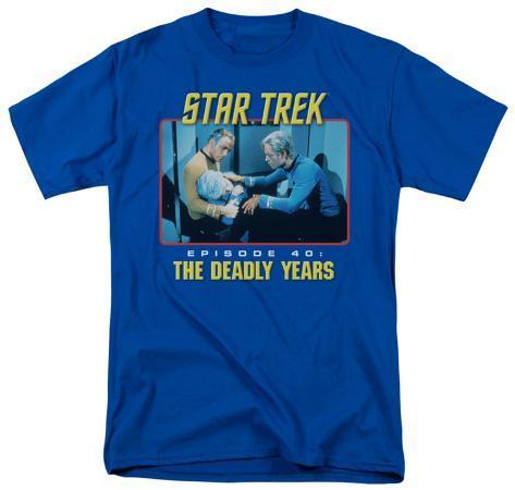 Star Trek Original-Episode 40 T-Shirt