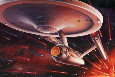 Star Trek Special Edition Masterprint