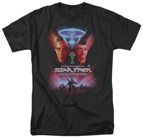 Star Trek-The Final Frontier T-Shirt