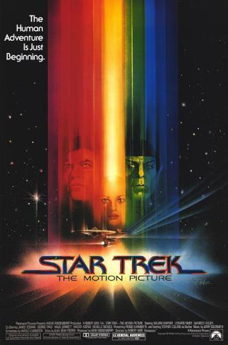 Star Trek: The Motion Picture Masterprint