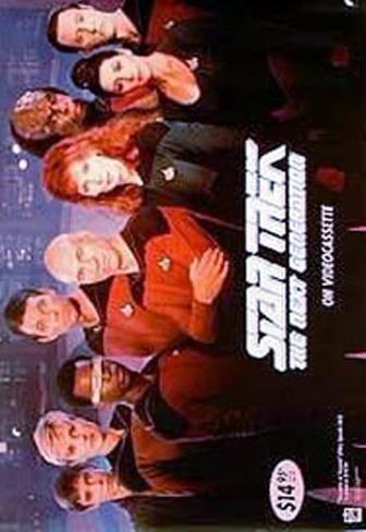 Star Trek The Next Generation Original Poster