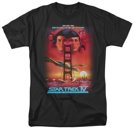 Star Trek-The Voyage Home T-Shirt