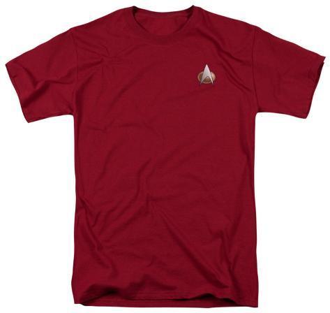 Star Trek-TNG Command Emblem T-Shirt
