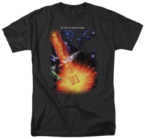Star Trek-Undiscovered Cntry T-Shirt