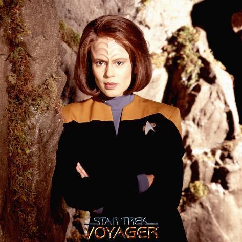 Star Trek: Voyager, B'Elanna Torres Stretched Canvas Print