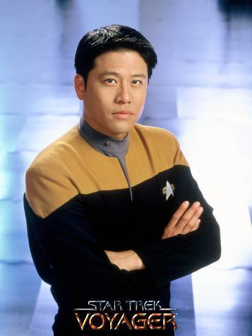 Star Trek: Voyager, Harry Kim Stretched Canvas Print