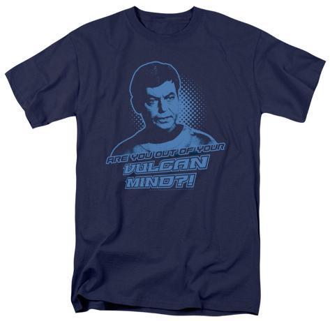 Star Trek - Vulcan Mind T-Shirt