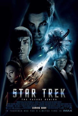 Star Trek XI Masterprint