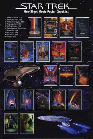 Star Trek Masterprint