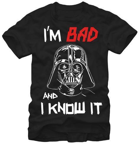 Star Wars- Bad One Camiseta