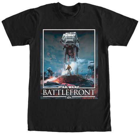 Star Wars Battlefront- Hoth Heroism Camiseta