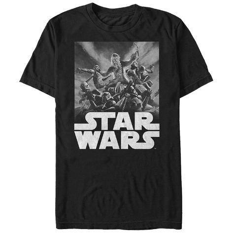 Star Wars- Chewy Trooper Brawl Camiseta