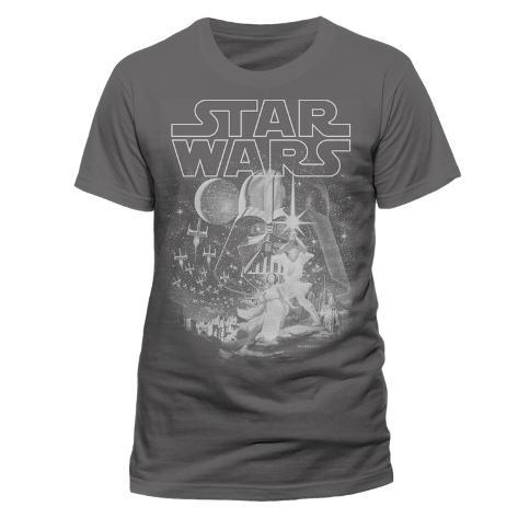 Star Wars - Classic New Hope T-Shirt