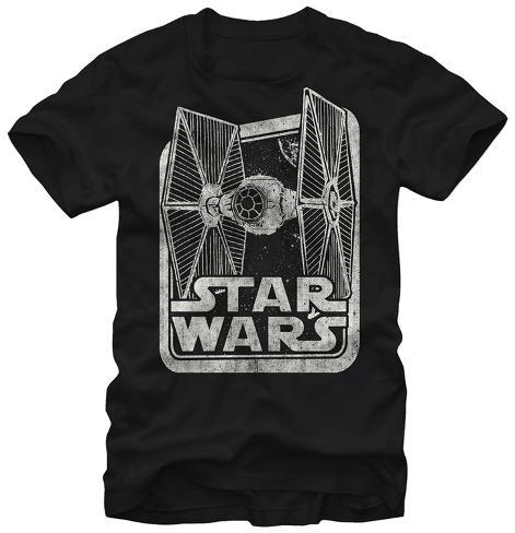 Star Wars- Classic Tie Camiseta