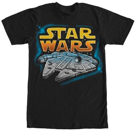 Star Wars- Cute Falcon T-Shirt