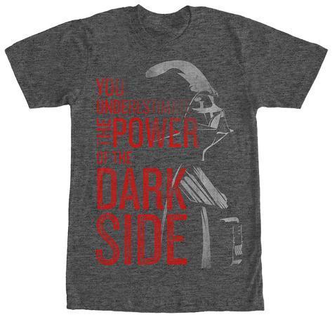Star Wars- Dark Power T-Shirt