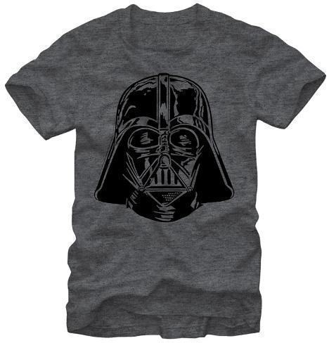 Star Wars- Darth Vader Face T-Shirt