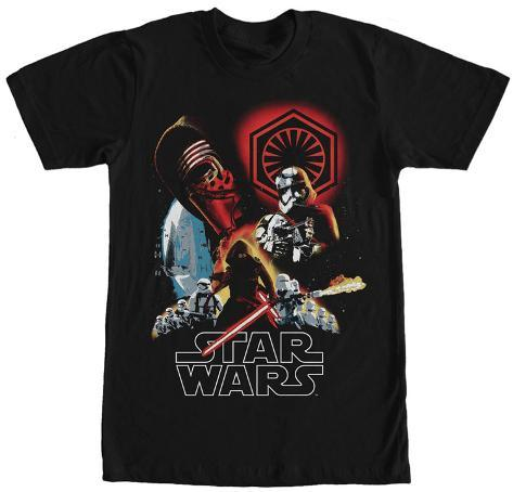 Star Wars- Dire Threats Camiseta