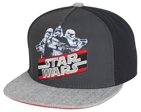 Star Wars- Embroidered Logo Snapback Chapéu
