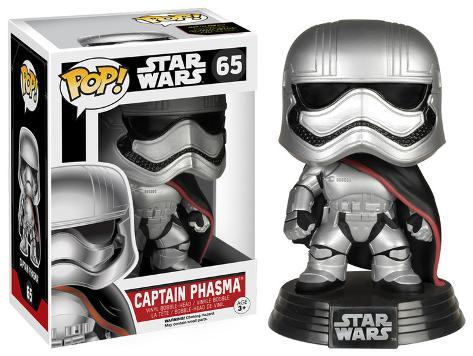 Star Wars: EP7 - Captain Phasma POP Figure Juguete