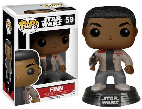 Star Wars: EP7 - Finn POP Figure Toy