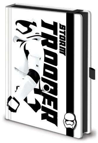 Star Wars EP7 Stormtrooper Premium A5 Notebook Journal
