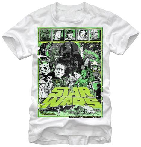 Star Wars- Epic Hope Camiseta