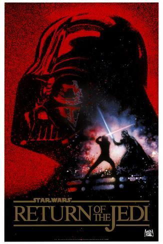 Star Wars- Episode VI Return of the Jedi Poster